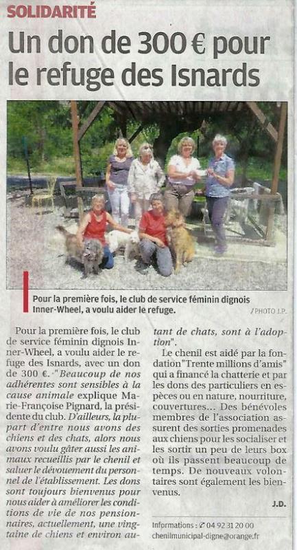 La Provence du 18 juin 2020 page 10